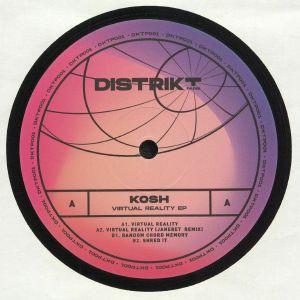 KOSH - Virtual Reality EP