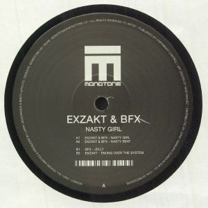 EXZAKT/BFX - Nasty Girl