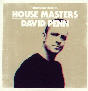 PENN, David/VARIOUS - Defected Presents House Masters: David Penn