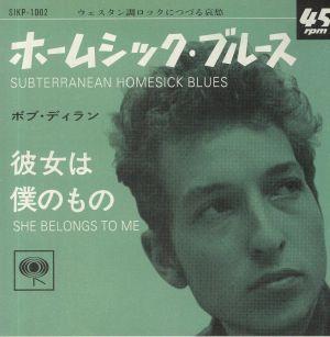 DYLAN, Bob - Subterranean Homesick Blues