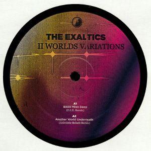 EXALTICS, The - II Worlds Variations
