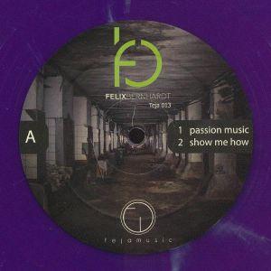 BERNHARDT, Felix - Passion Music