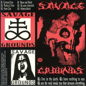 SAVAGE GROUNDS - Body Weight Compressor EP
