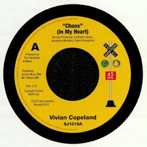 COPELAND, Vivian/THE POINDEXTER BROTHERS - Chaos (In My Heart)