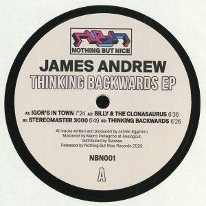 ANDREW, James - Thinking Backwards EP