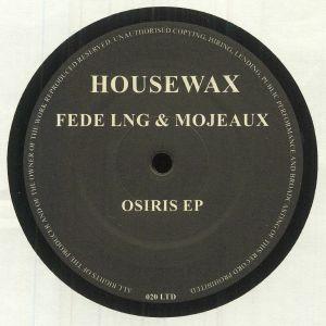 FEDE LNG/MOJEAUX - Osiris EP