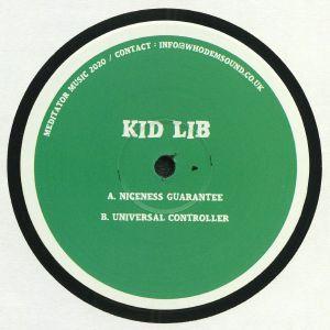 KID LIB - Niceness Guarantee
