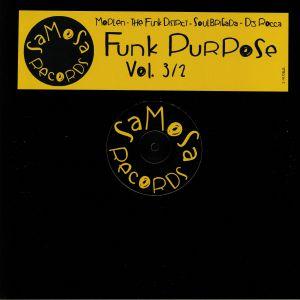 MOPLEN/THE FUNK DISTRICT/SOULBRIGADA/DJ ROCCA - Funk Purpose Vol 3 Part 2