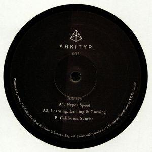 ARKITYP - Pyramids Of Geezer EP