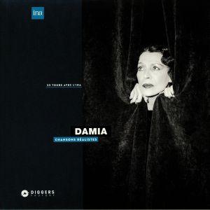 DAMIA - Chansons Realistes