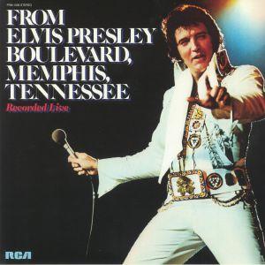 PRESLEY, Elvis - From Elvis Presley Boulevard Memphis Tennessee