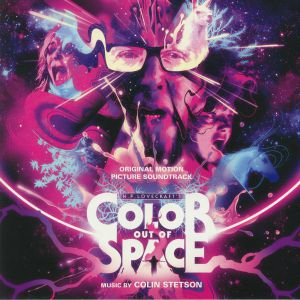 STETSON, Colin - Color Out Of Space (Soundtrack)