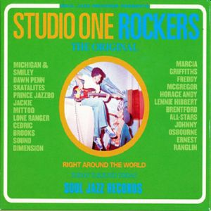 VARIOUS - Studio One Rockers (reissue)