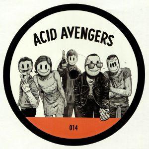 LFT/RAYMOND D BARRE - Acid Avengers 014