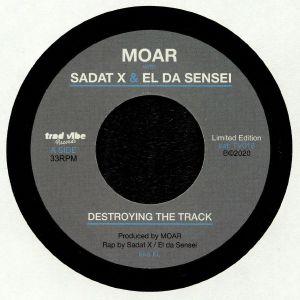MOAR - Destroying The Track