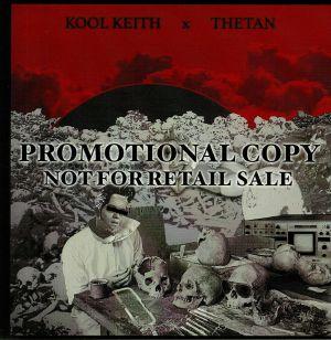 KOOL KEITH/THETAN - Space Goretex