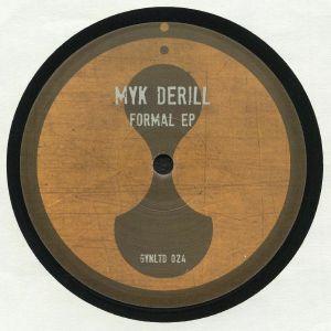 DERRIL, Myk - Formal EP