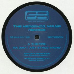 HEDGEHOG AFFAIR, The - The Hedgehog Affair Remixes