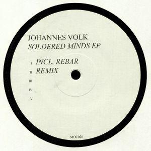 VOLK, Johannes - Soldered Minds EP