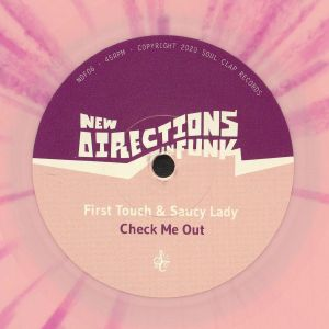 FIRST TOUCH/SAUCY LADY - New Directions In Funk Vol 6