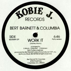 BARNETT, Bert/COLUMBIA - Work It