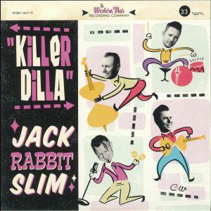 JACK RABBIT SLIM - Killer Dilla