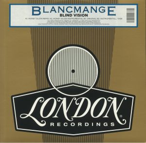 BLANCMANGE - Blind Vision (remixes)