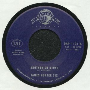 JAMES HUNTER SIX - Brother Or Other