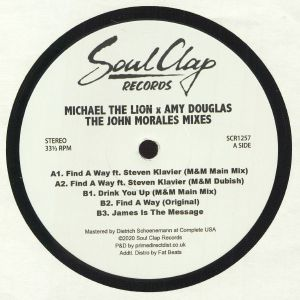 MICHAEL THE LION/AMY DOUGLAS - The John Morales Mixes