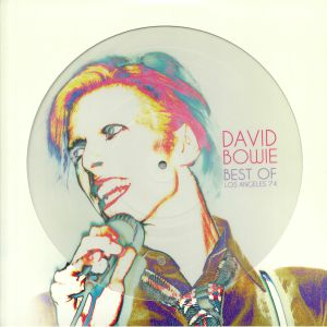 BOWIE, David - Best Of Los Angeles '74