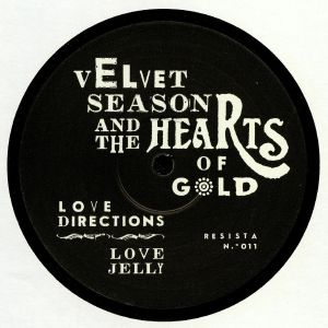 VELVET SEASON & THE HEARTS OF GOLD - Love Directions