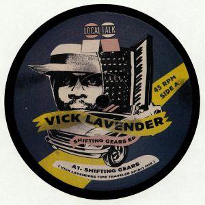 LAVENDER, Vick - Shifting Gears