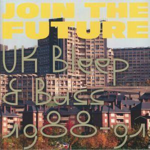 VARIOUS - Join The Future: UK Bleep & Bass 1988-91
