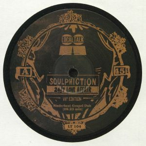 SOULPHICTION - 24/7 Love Affair (VIP Edition)