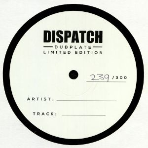 PHASE/GREY CODE/DRS/NYMFO - Dispatch Dubplate 014