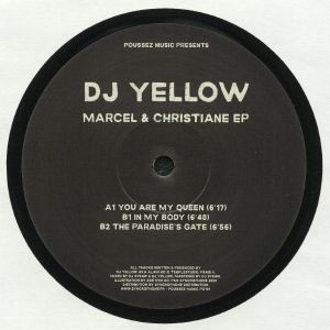 DJ YELLOW - Marcel & Christiane EP