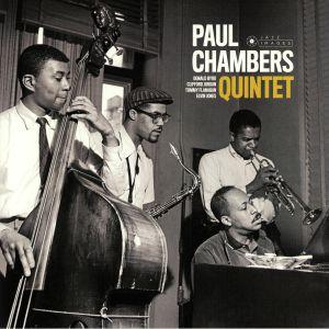 PAUL CHAMBERS QUINTET - Paul Chambers Quintet (Deluxe Edition)