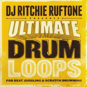 DJ RITCHIE RUFTONE - Ultimate Drum Loops