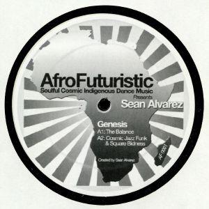 ALVAREZ, Sean - Genesis