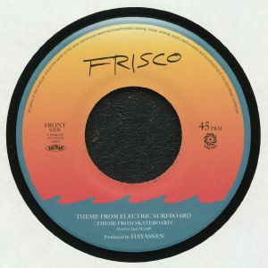FRISCO - Theme From Electric Surfboard
