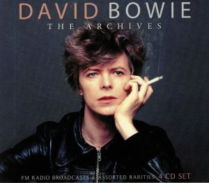 BOWIE, David - The Archives: FM Radio Broadcasts & Assorted Rarities