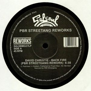 CHRISTIE, David/THE DESTROYERS - Back Fire