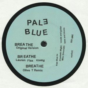PALE BLUE - Breathe