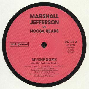JEFFERSON, Marshall/NOOSA HEADS - Mushrooms