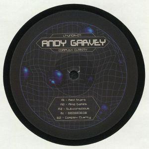 GARVEY, Andy - Complex Clarity