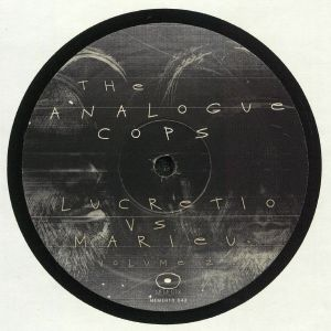 ANALOGUE COPS, The aka LUCRETIO/MARIEU - Lucretio vs Marieu Vol 2