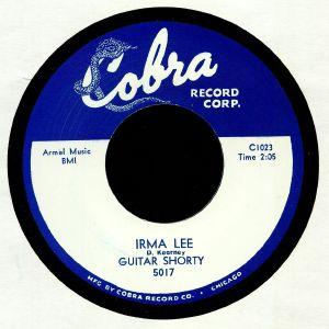 GUITAR SHORTY - Irma Lee