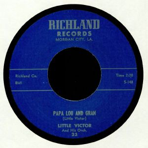 LITTLE VICTOR & HIS ORCHESTRA - Papa Lou & Gran