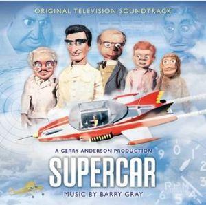 GRAY, Barry - Supercar (Soundtrack)