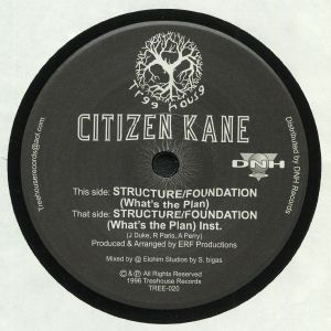 CITIZEN KANE - Structure/Foundation (What's The Plan)
